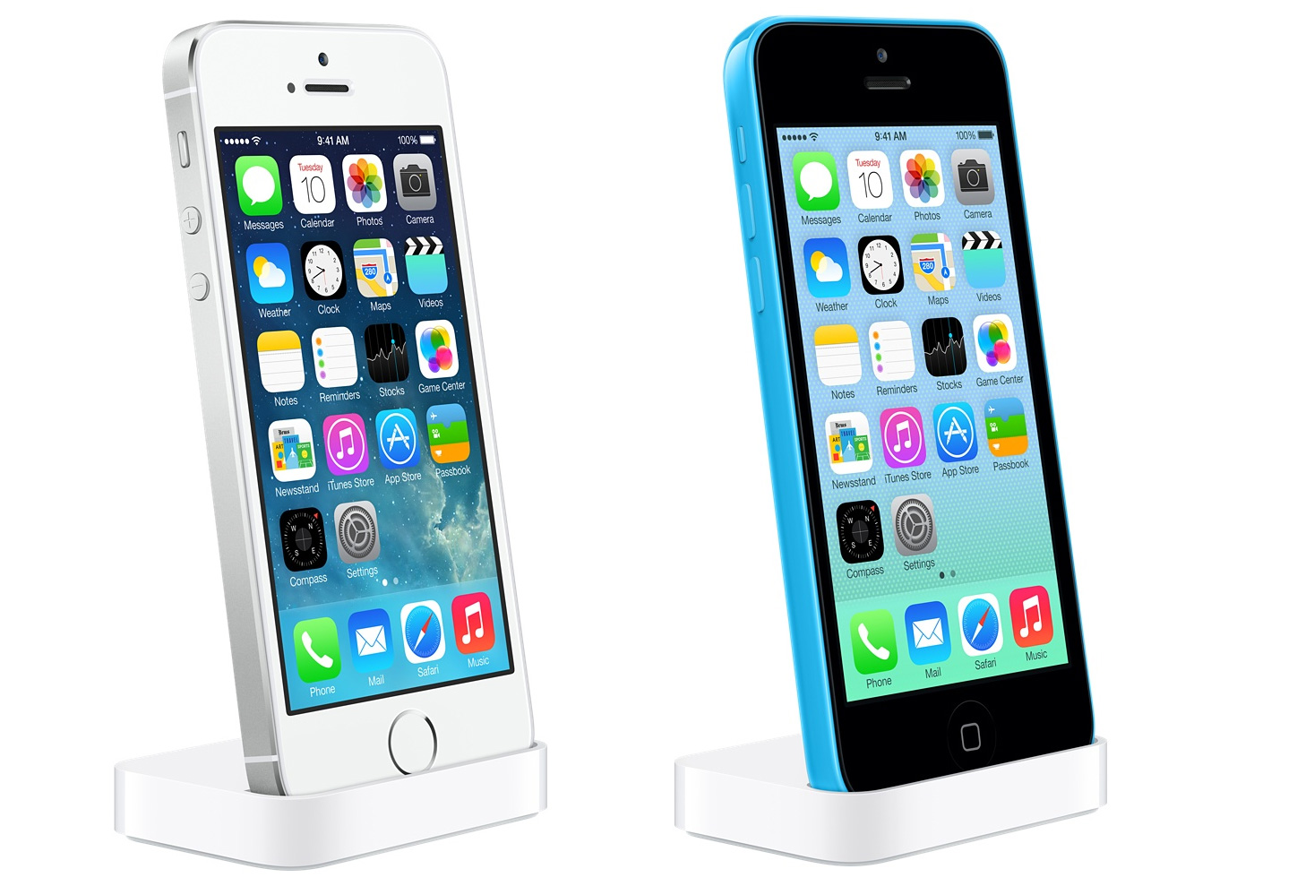 iPhone 5s dock,  iPhone 5c dock