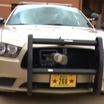 Cops can now shoot sticky GPS probes onto fleeing cars [VIDEO]