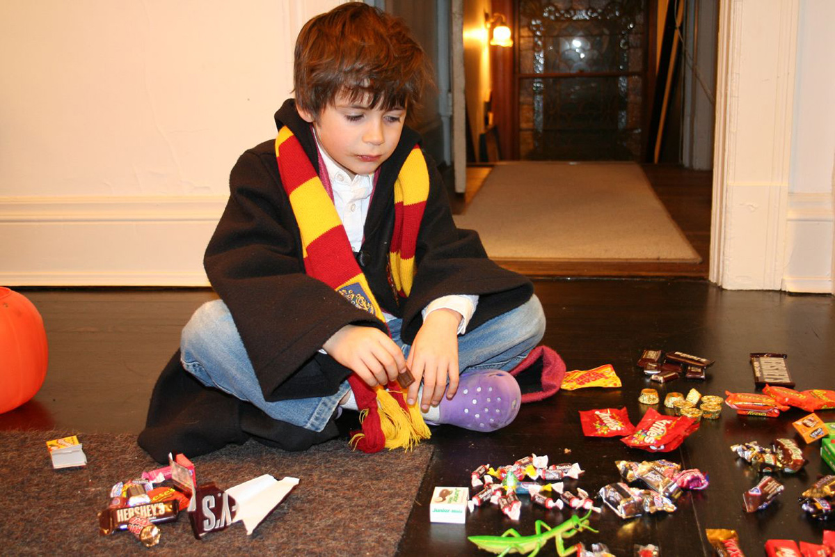 haloween candy
