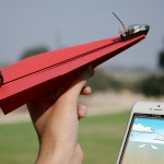 PowerUp 3.0, the powered paper airplane of the future