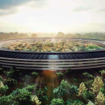 New pics reveal the inside of 'Apple Spaceship' HQ