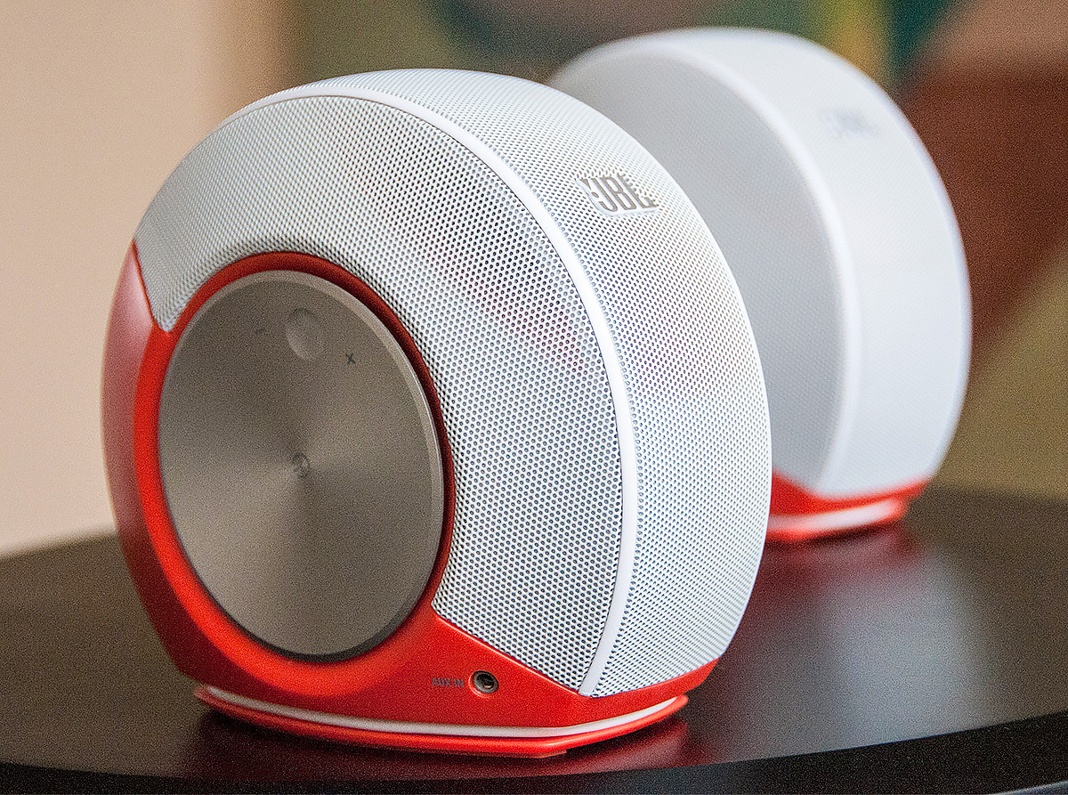JBL Pebbles review