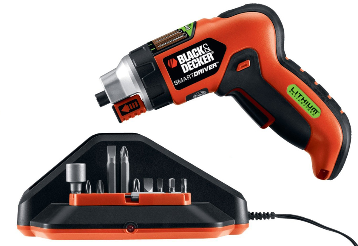 Black & Decker SmartSelect Screwdriver