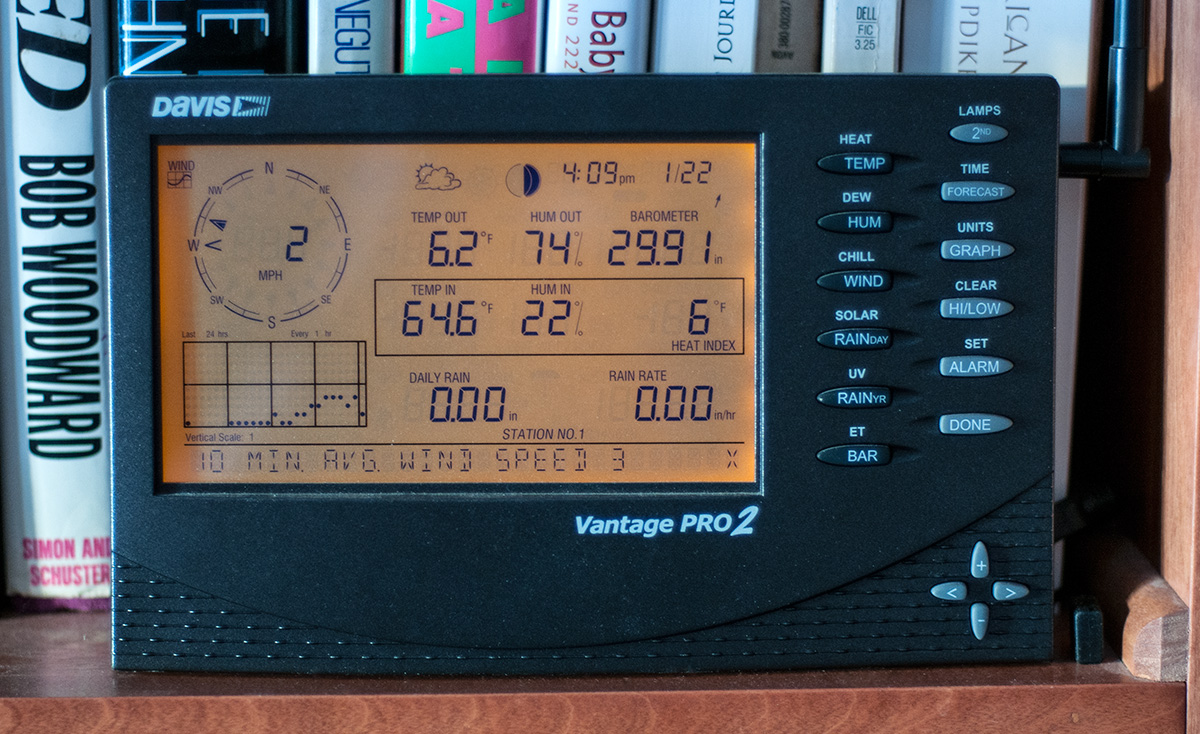 how i set up a world class personal weather station charlie white