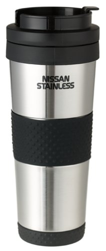 Nissan stainless travel cup