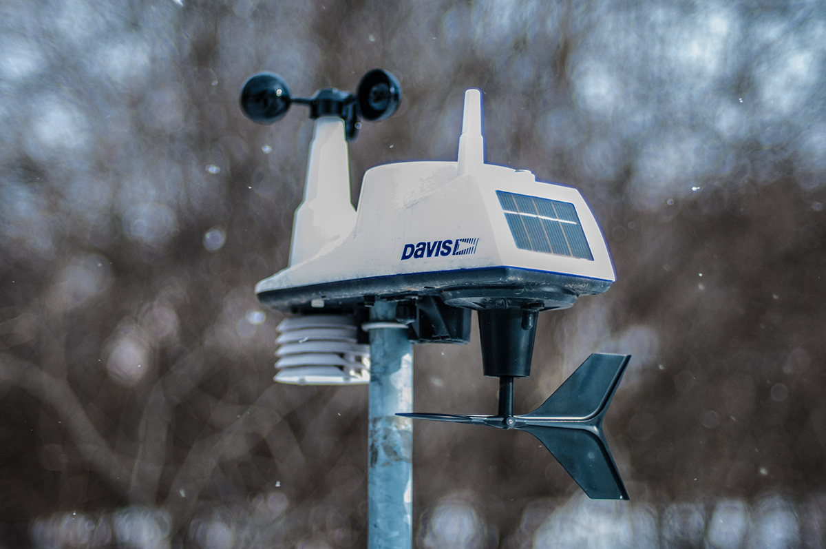 Backyard Weather Station how i set up a world-class personal weather station - charlie