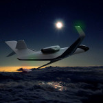IXION windowless jet is a panoramic platform in the sky
