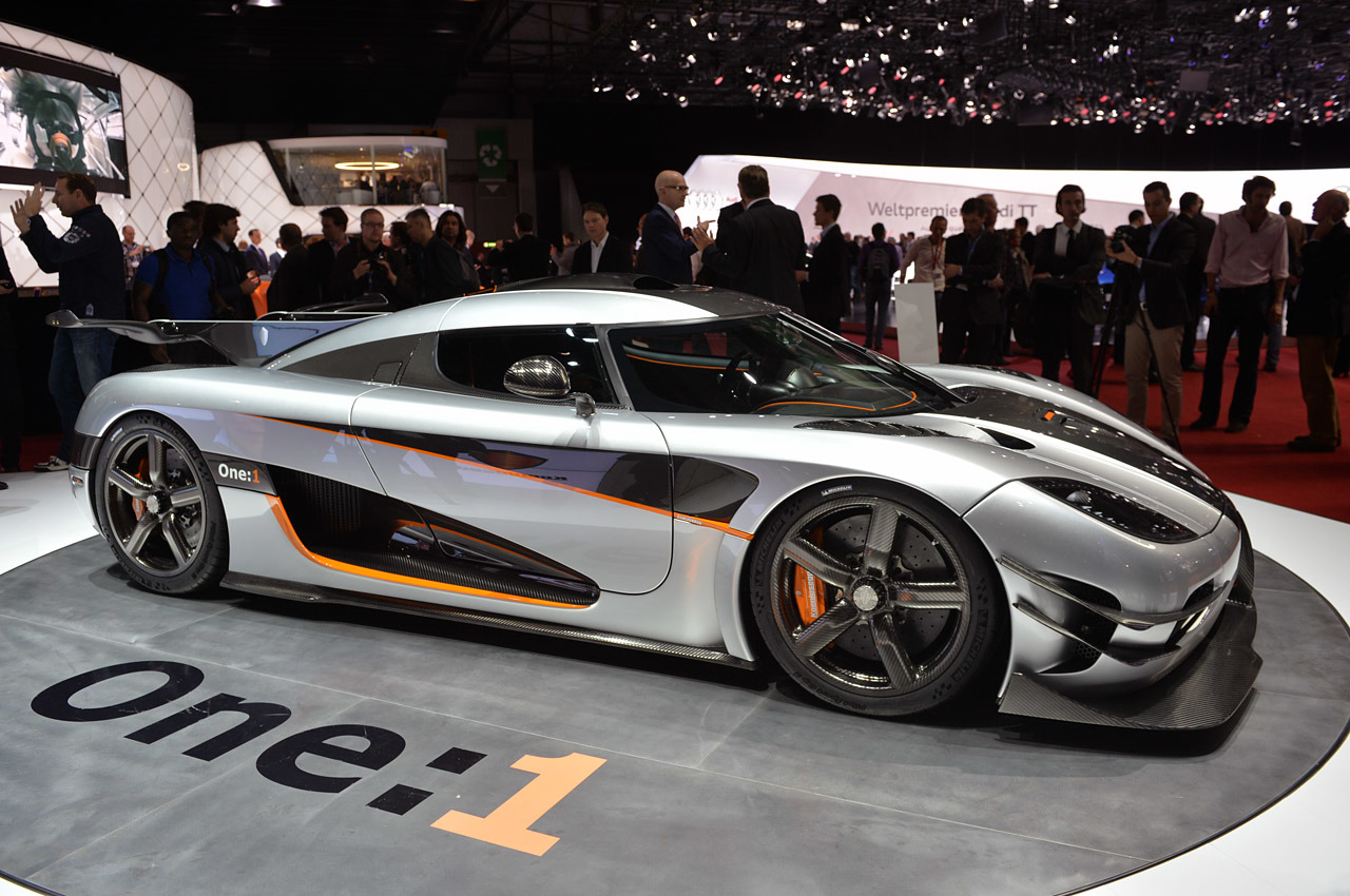 HOT PICS: Top 3 cars from the Geneva show - Charlie White