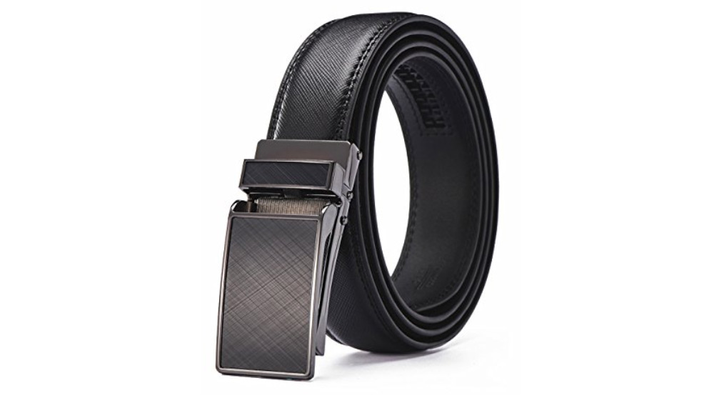 Cool Belts Part - 40: Iu0027ve Never Seen A Belt Like This, And Now I Wish All Belts Were Made This  Way. It Looks Cool, Has A Substantial And Futuristic-looking Buckle, ...